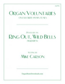 Ring Out, Wild Bells, Postlude on
