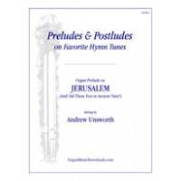 JERUSALEM, Prelude on