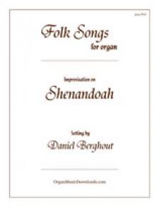 Shenandoah, Improvisation on