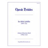 In dulci jubilo (BWV 729)