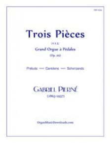 Trois Pièces (Op. 29)