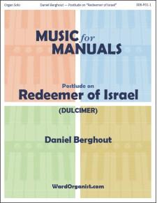 Redeemer of Israel (DULCIMER), Postlude on