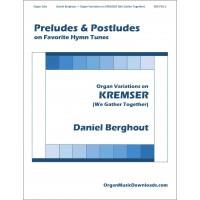 KREMSER (Prayer of Thanksgiving), Variations on