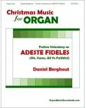 ADESTE FIDELES, Festive Voluntary on