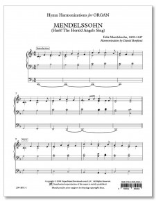 MENDELSSOHN (Hark! The Herald Angels Sing)