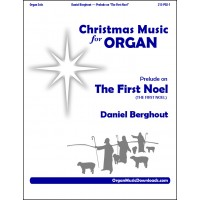 The First Noel, Prelude on
