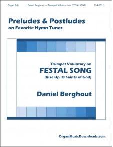 FESTAL SONG, Trumpet Voluntary on