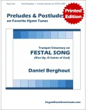 FESTAL SONG, Trumpet Voluntary on