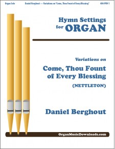 Come, Thou Fount of Every Blessing (NETTLETON), Variations on