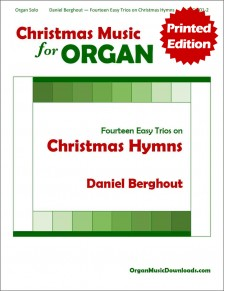 Fourteen Easy Trios on Christmas Hymns
