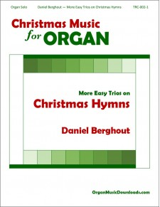 More Easy Trios on Christmas Hymns