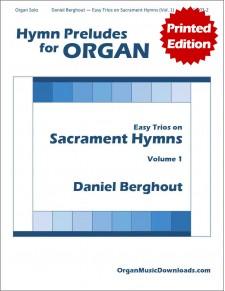 Easy Trios on Sacrament Hymns - Volume 1