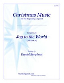 Joy to the World, Fanfare on