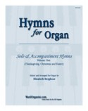 Solo & Accompaniment Hymns Vol. 1 - Holidays