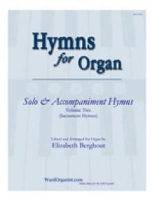 Solo & Accompaniment Hymns Vol. 2 - Sacrament
